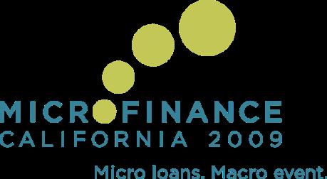 Microfinance, CA logo small